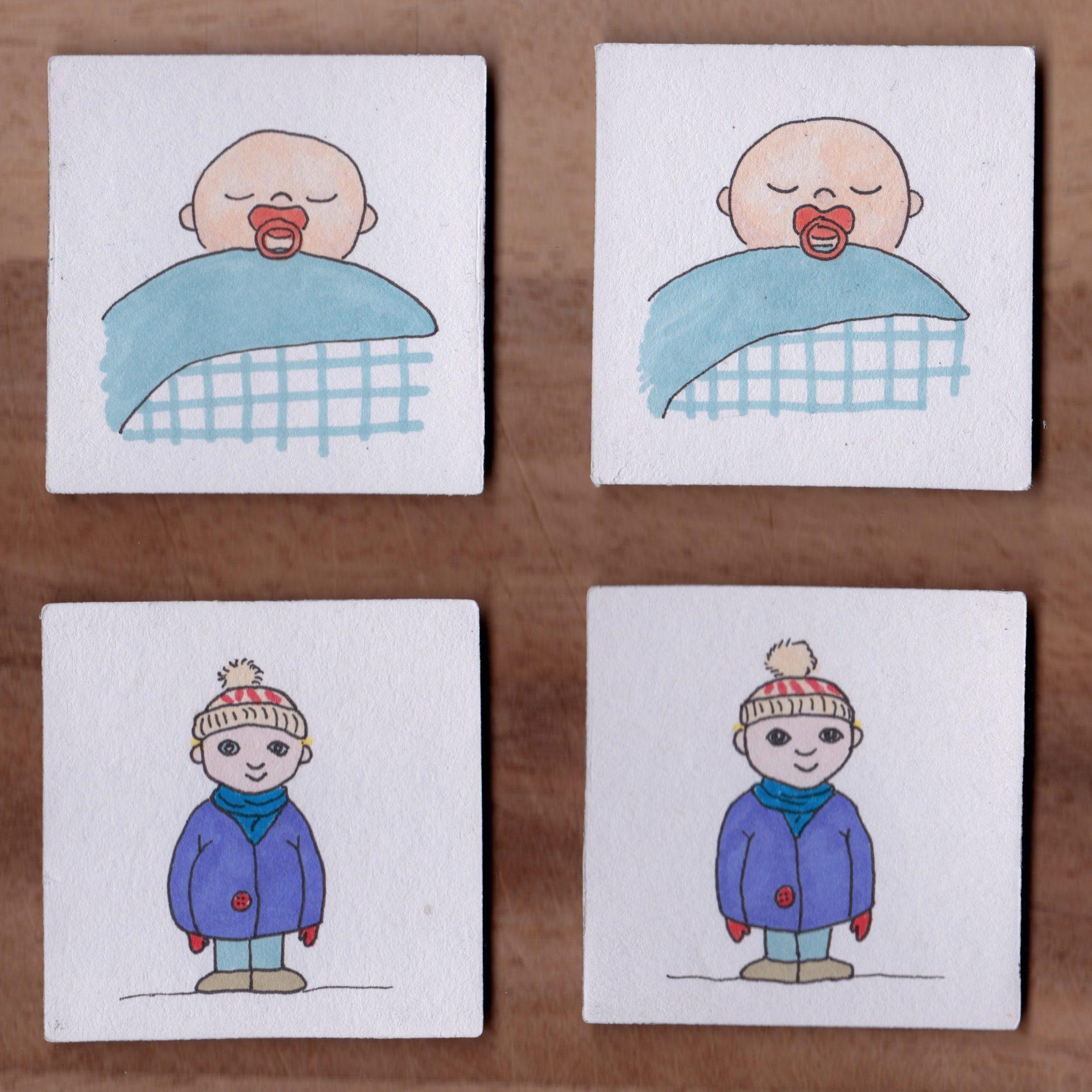 Memory Game by Margit Drescher